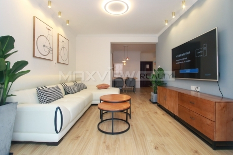 Shanghai First Block 2br 90sqm in Downtown