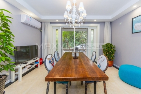Datong Garden 3br 126sqm in Former French Concession
