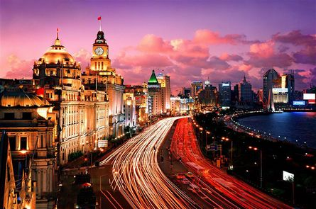 Shanghai leads the way in real estate development
