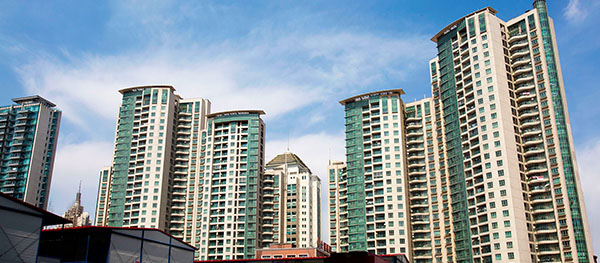 Top 5 Housing Compounds in Jing'an, Shanghai
